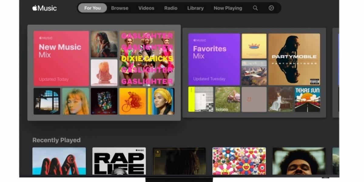 Tecnologia: Samsung inicia parceria com o Apple Music para linha de Smart TVs