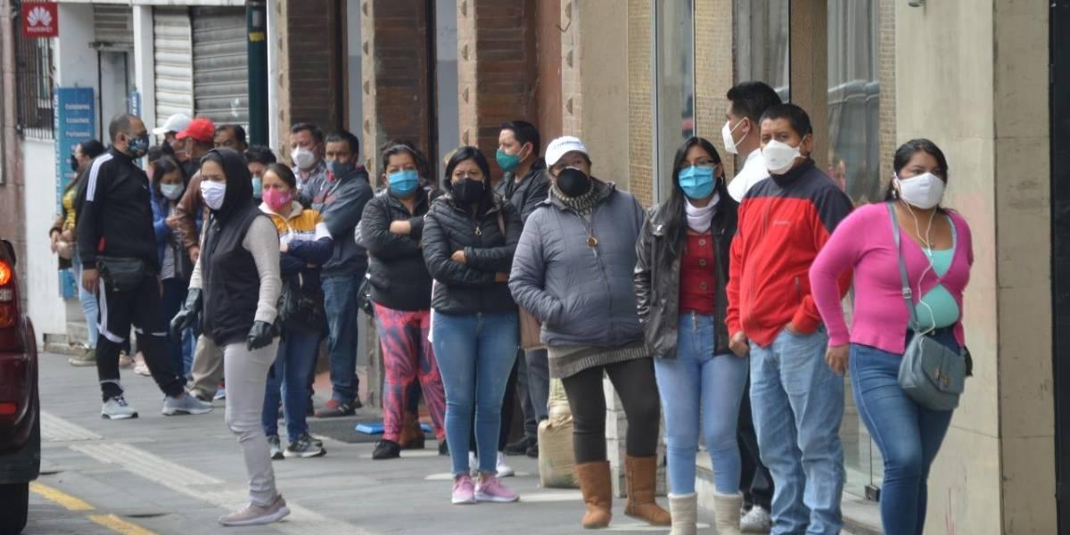 Ecuador: 691 nuevos casos de COVID-19 y 35 muertes en 24 horas