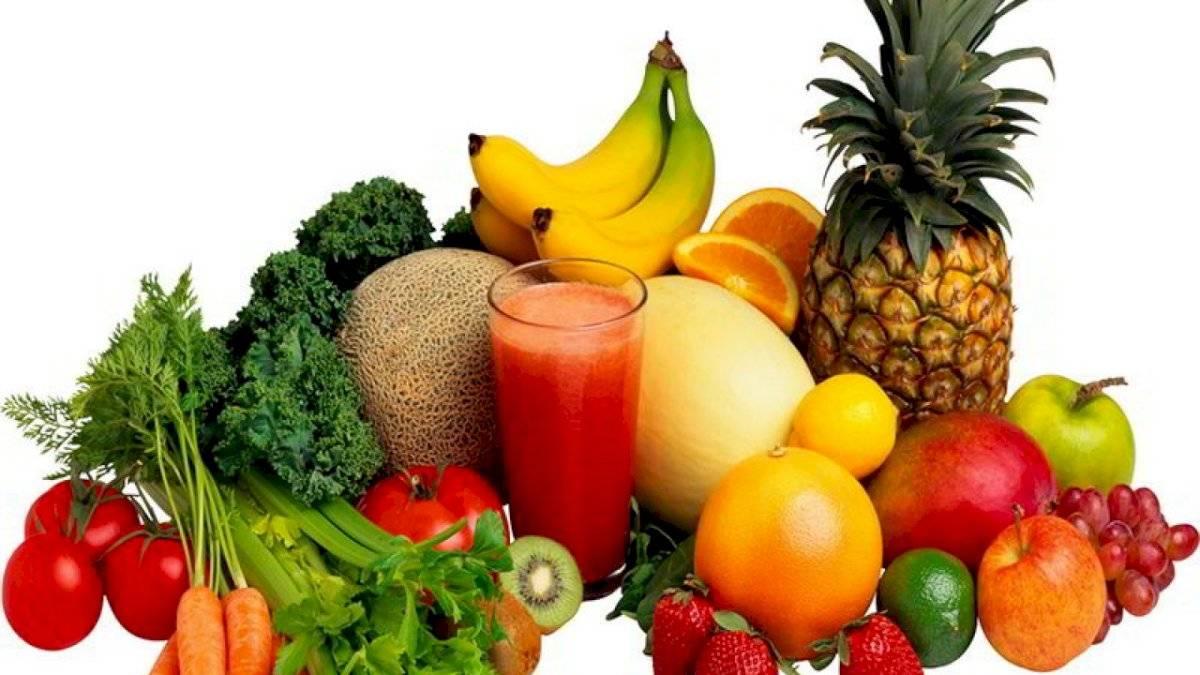 Las frutas y verduras debes comprarlas semanalmente