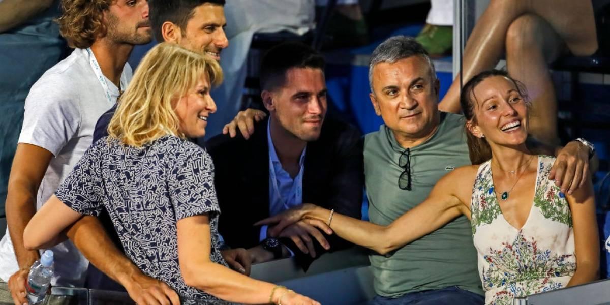 """Papá de Djokovic le echó la culpa a Dimitrov por brote de coronavirus: """"Le ocasionó un gran daño a ustedes, a nuestra familia y a Serbia"""""""