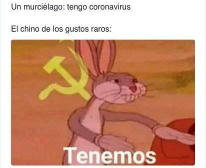 Meme de Bugs Bunny