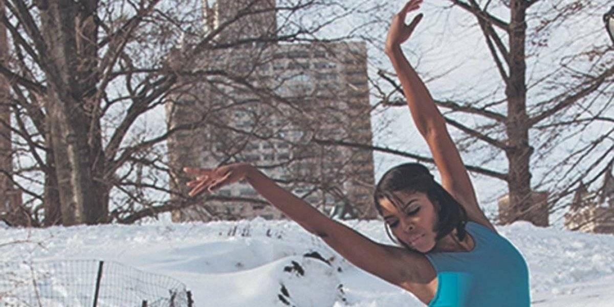 """""""Para lograr ser una bailarina negra de ballet tienes que trabajar el doble"""""""