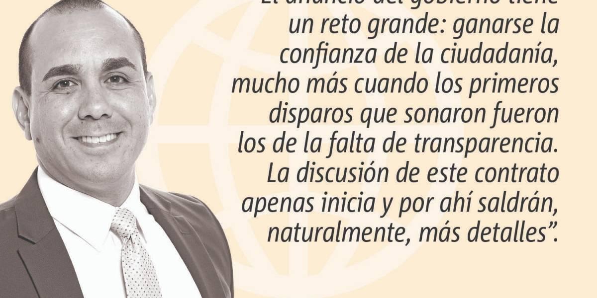 """Opinión de Alex Delgado: La """"venta"""" de la AEE"""