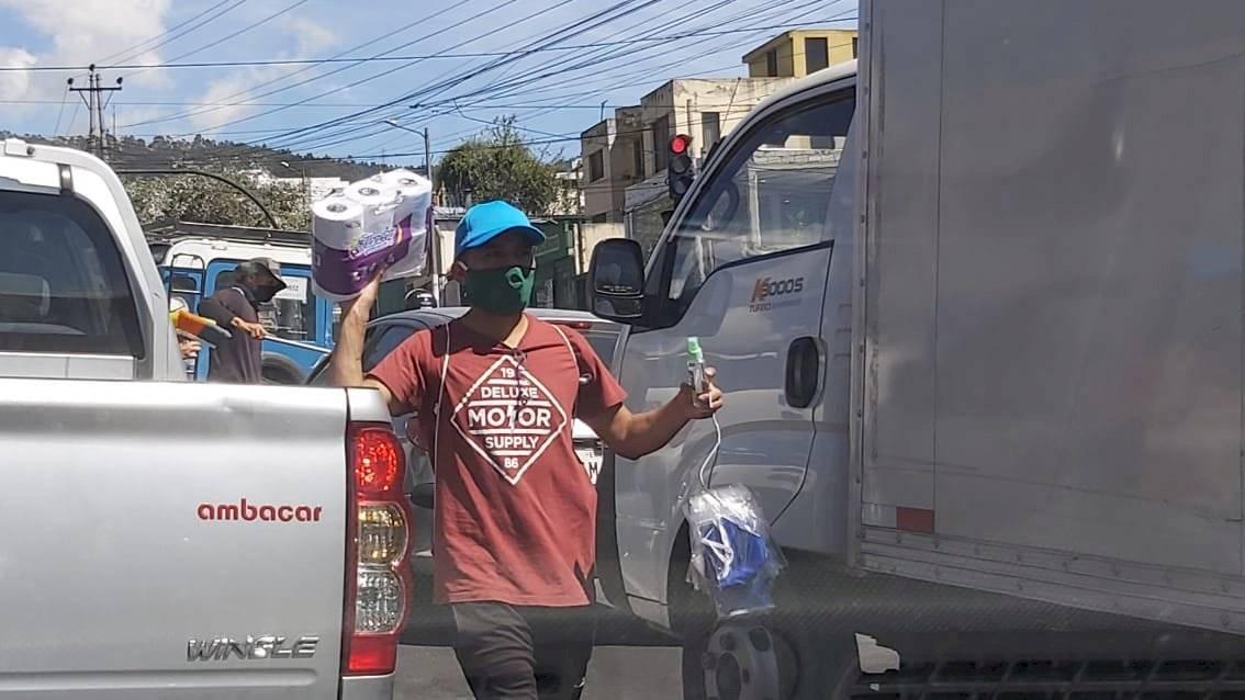 La nueva cotidianidad de Quito captada en imágenes API