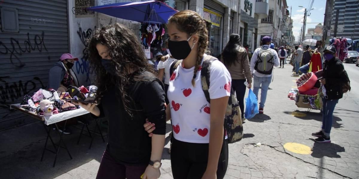 Quito: 10 parroquias del sur concentran aproximadamente el 50% de casos de COVID-19