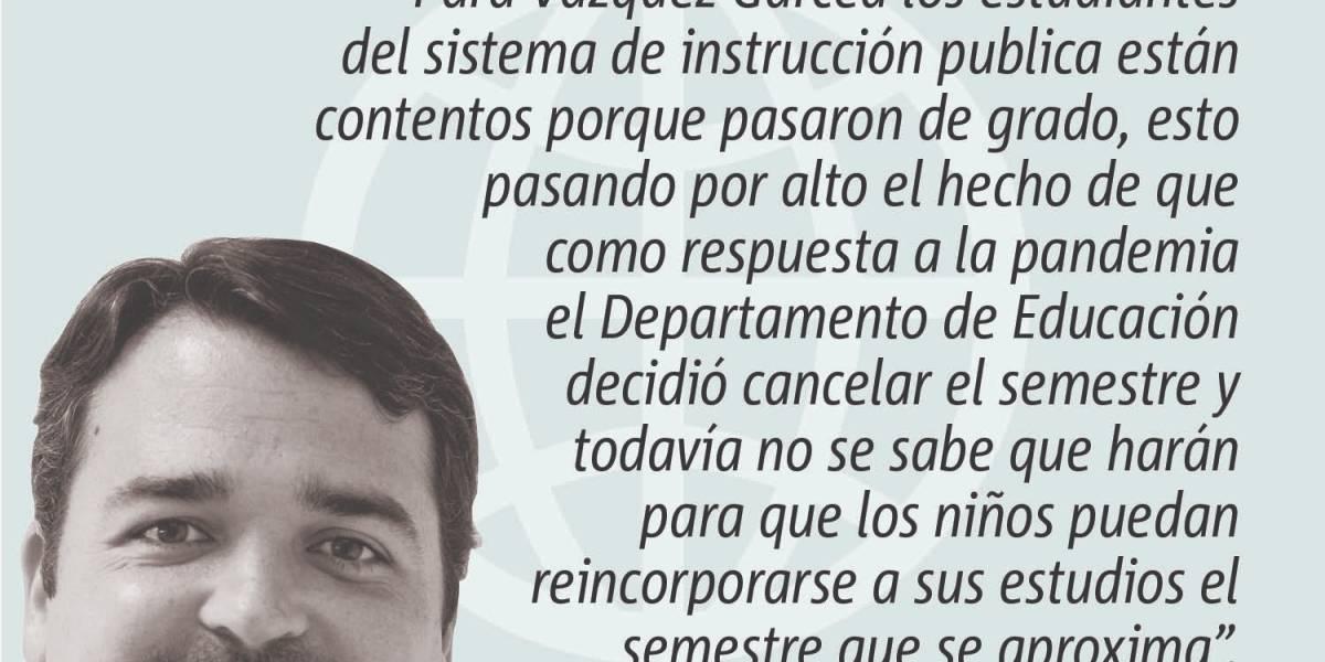 Opinión de Alejandro Figueroa: Si no reflexionamos, nos espera la misma…
