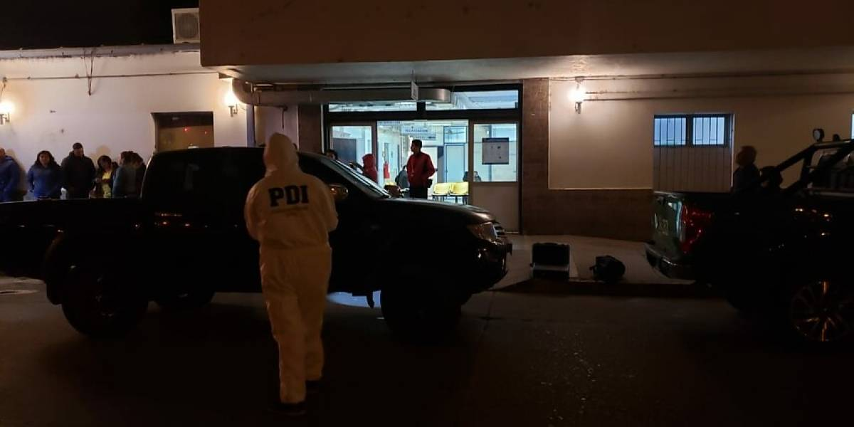 Para no creerlo: repartidor de delivery fue asesinado a balazos en Buin
