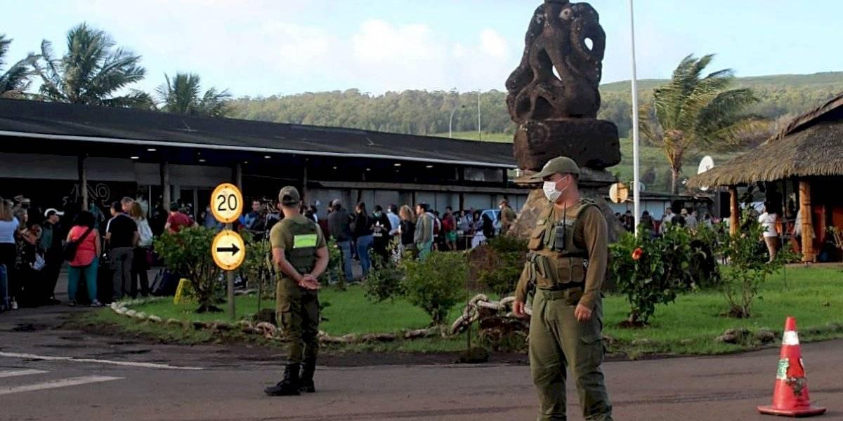 Los primeros en volver: colegios de Rapa Nui regresan a clases el 1 de julio