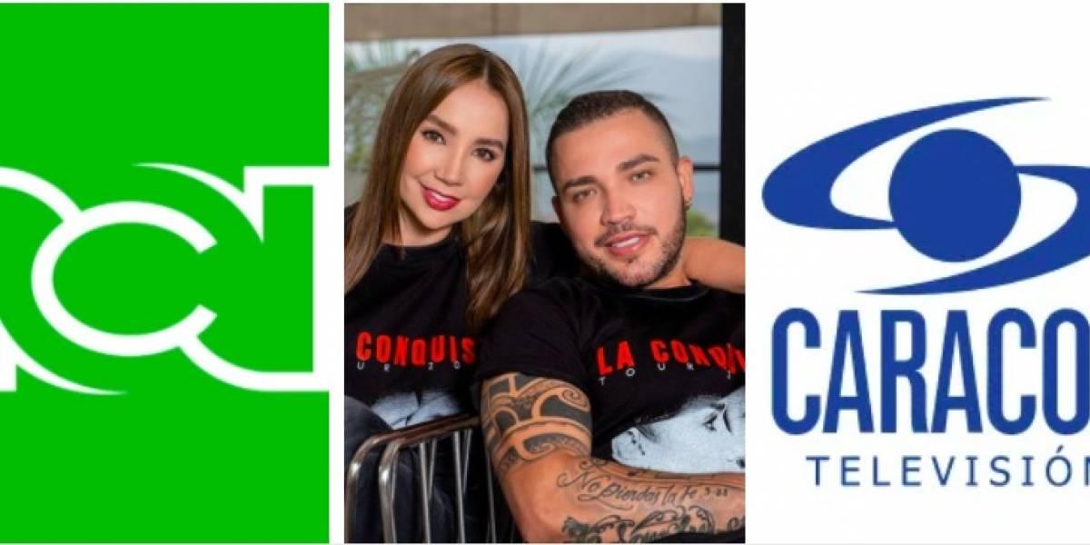 ¿Por qué no en Caracol? Concierto de Paola Jara y Jessi Uribe se emitirá por RCN