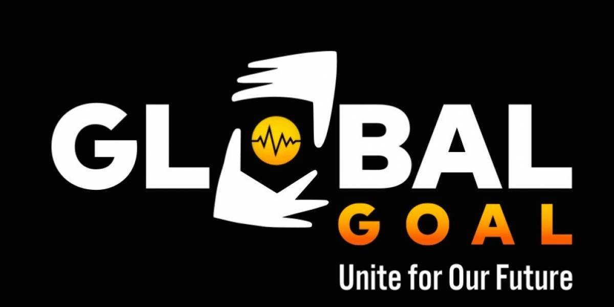 La cita este fin de semana es con el 'Global Goal: Unite for Our Future'
