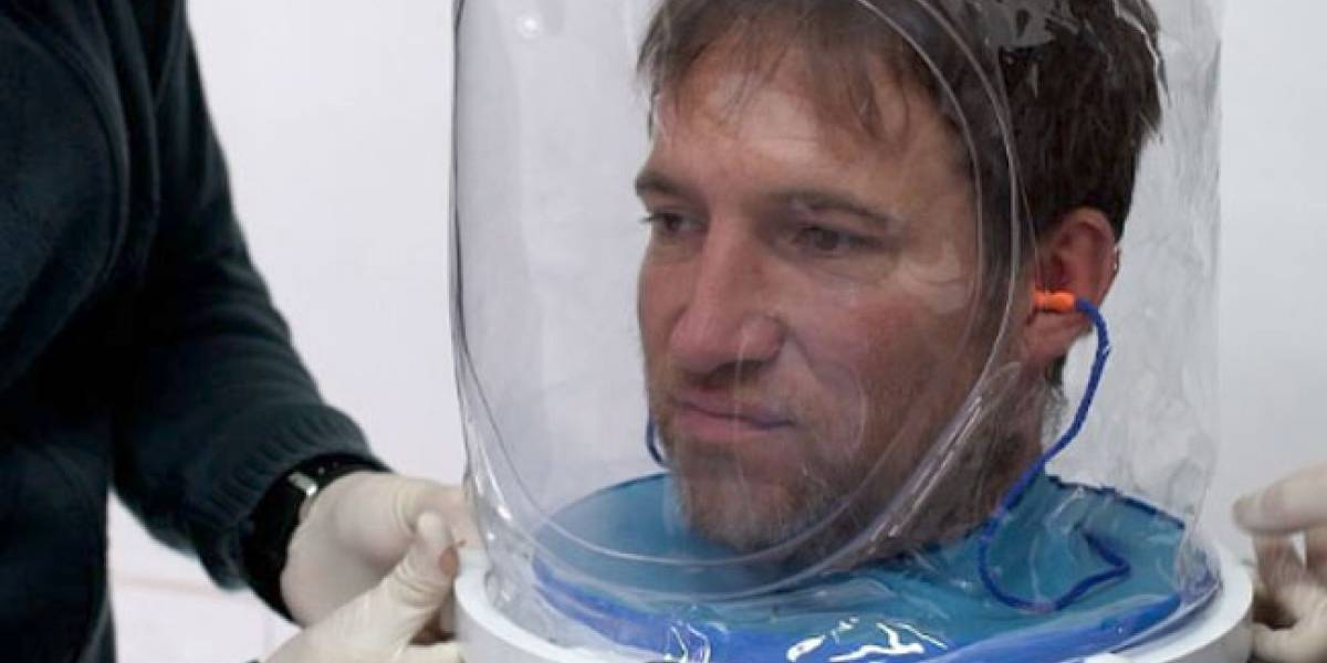 Argentina crea cascos para reemplazar a ventiladores en pacientes covid