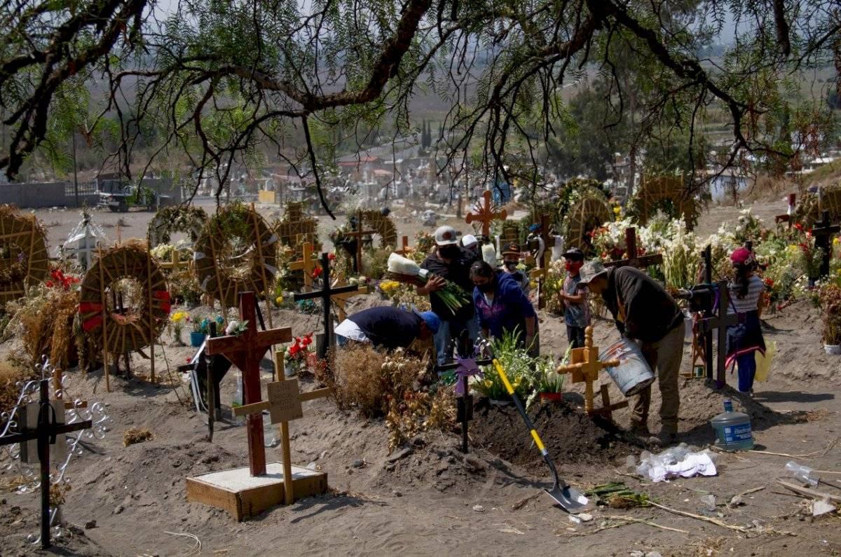 Una de cada cinco muertes en el mundo por Covid-19 ha ocurrido en América Latina