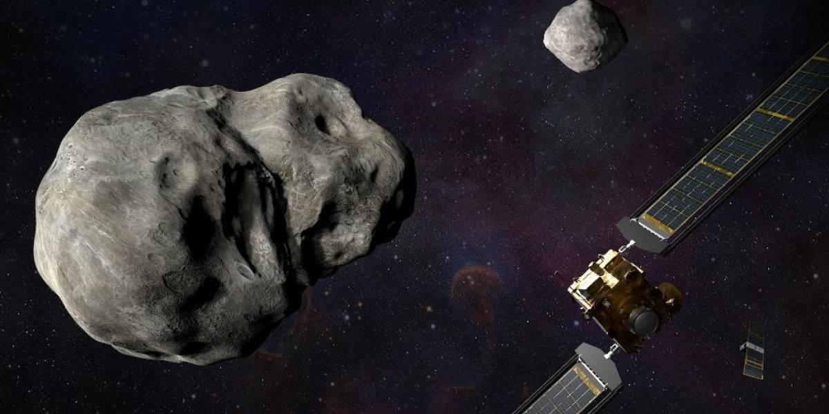 NASA anuncia misión para desviar trayectoria de asteroide y proteger la Tierra