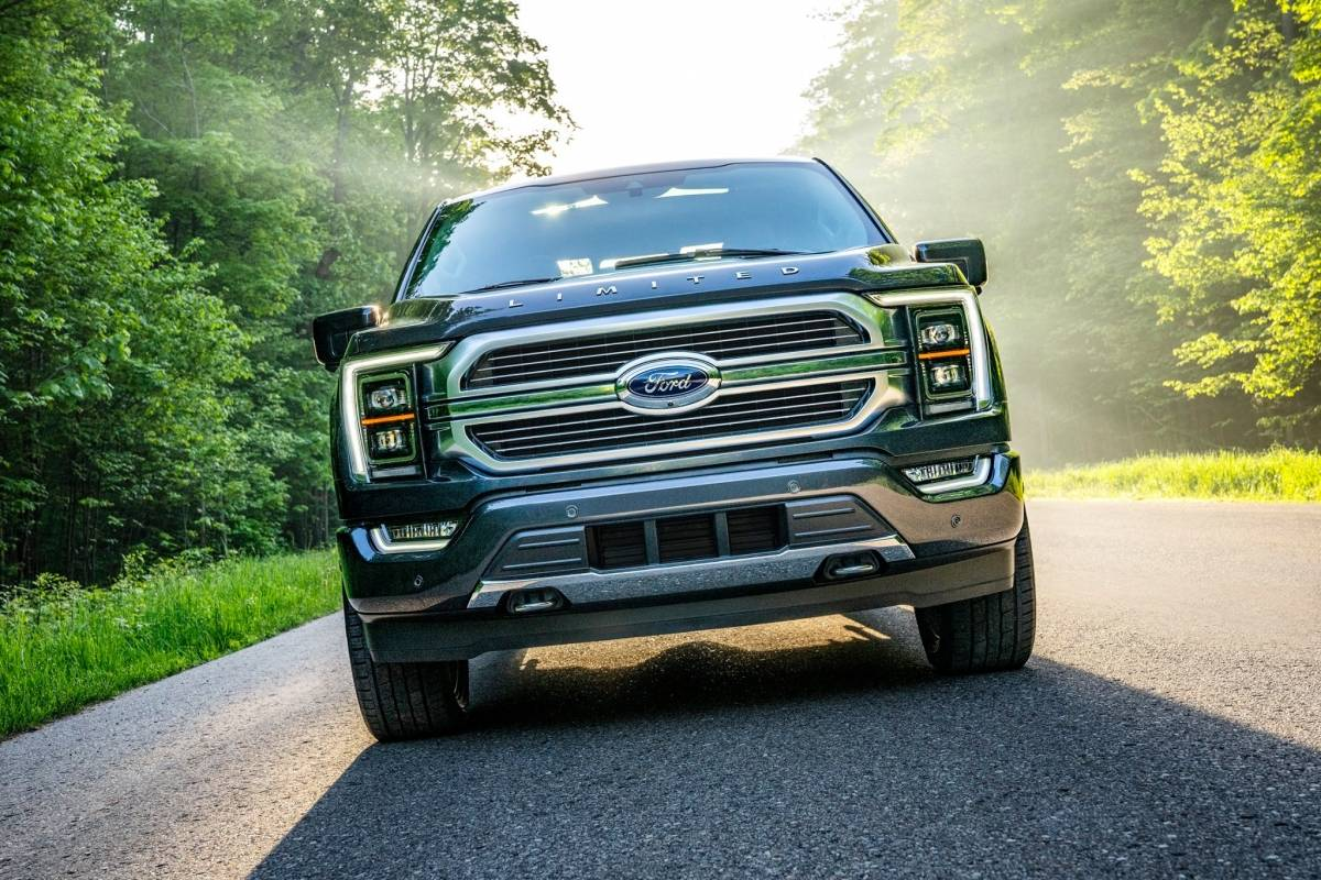 2021 Ford Lobo Picture