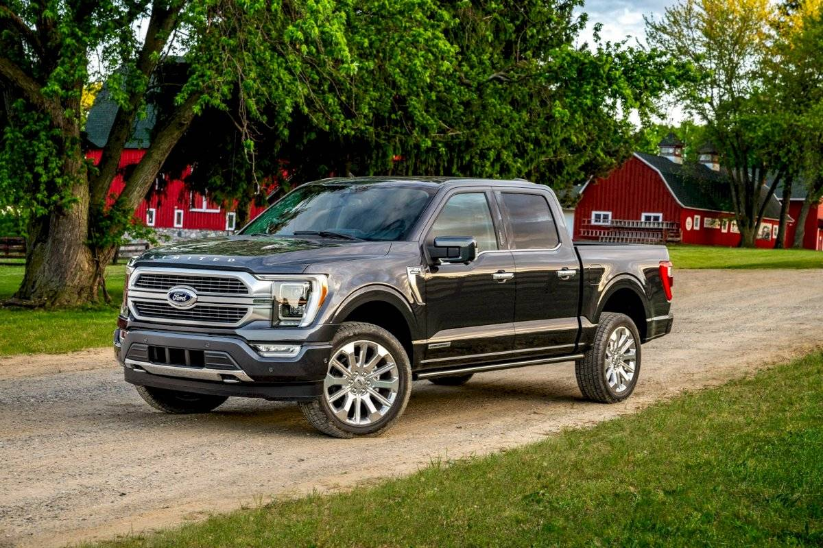 2020 Ford Lobo Images