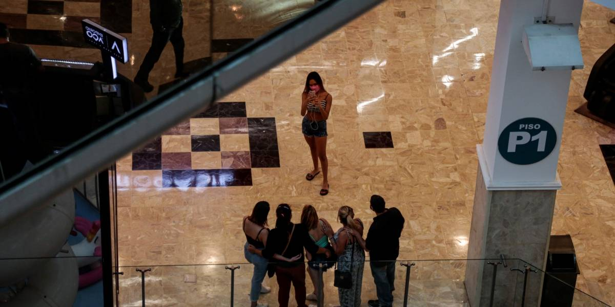 Com faturamento baixo, shoppings têm prejuízo de 85% após reabertura em SP