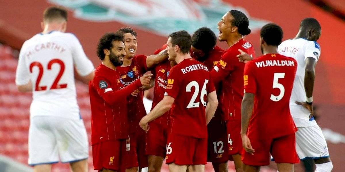 ¡Festejo histórico en medio de la pandemia! Liverpool grita campeón por primera vez en la Premier League tras derrota del City