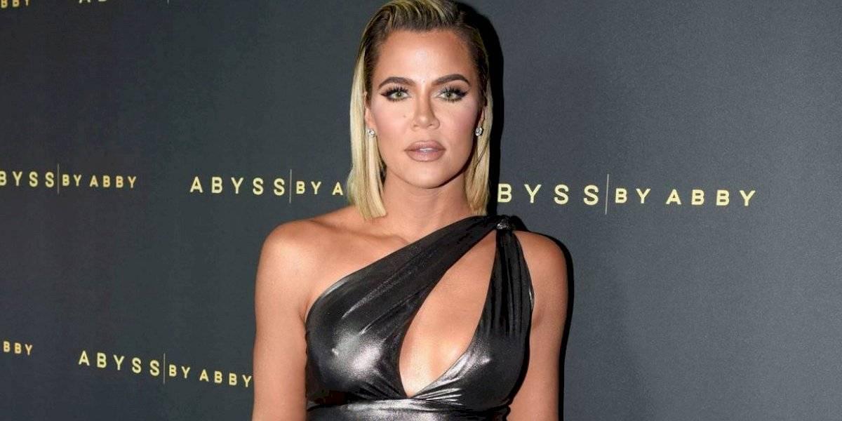 Khloé Kardashian sorprende a sus fans con sensual publicación