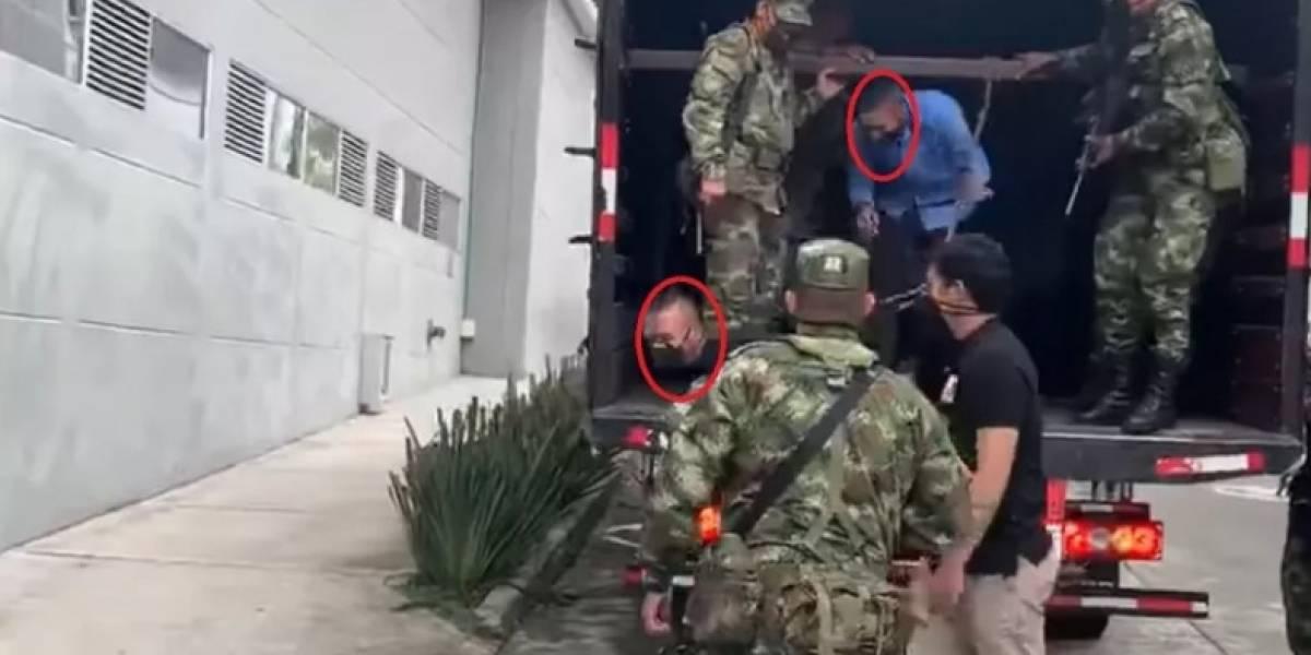 Conozca los nombres de los 7 militares que aceptaron la violación de una niña