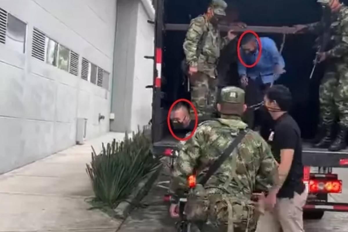 Noticia: Nombres de los siete soldados que violaron a una niña indígena |  Publimetro Colombia