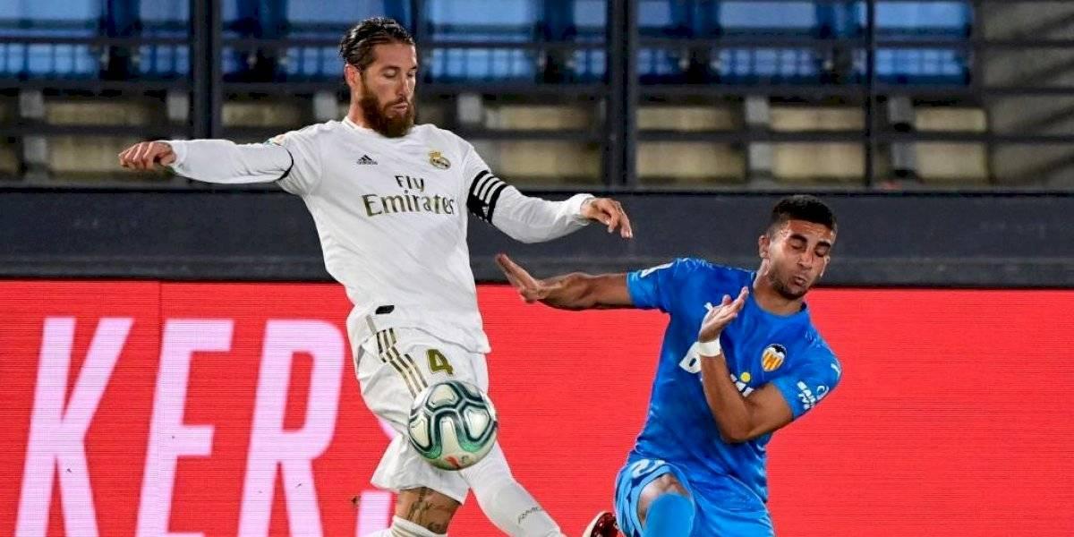 Sergio Ramos desata la polémica al hablar del arbitraje y el liderato del Madrid
