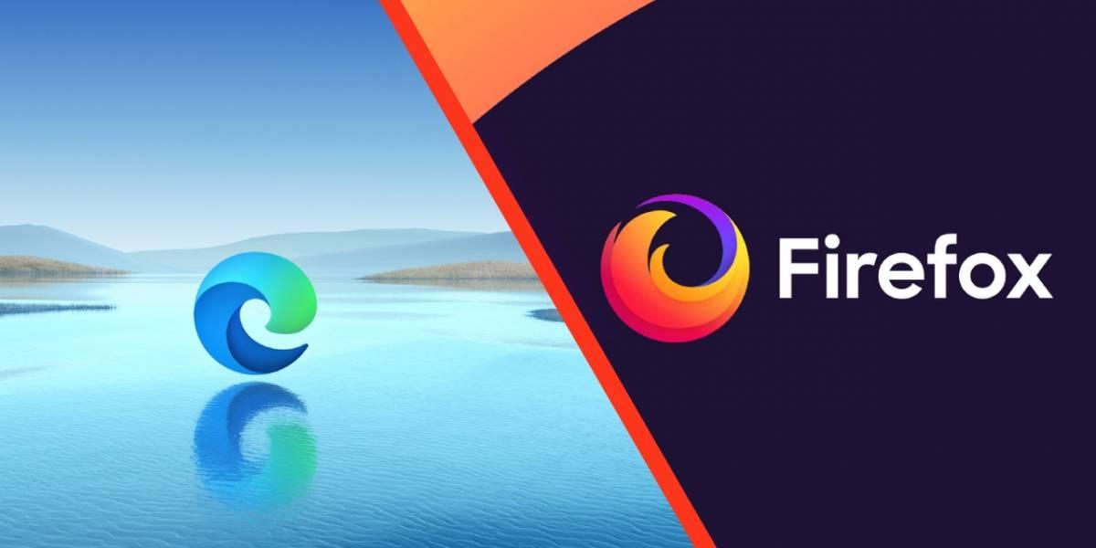 Microsoft Edge podría estar robando tu información de Firefox