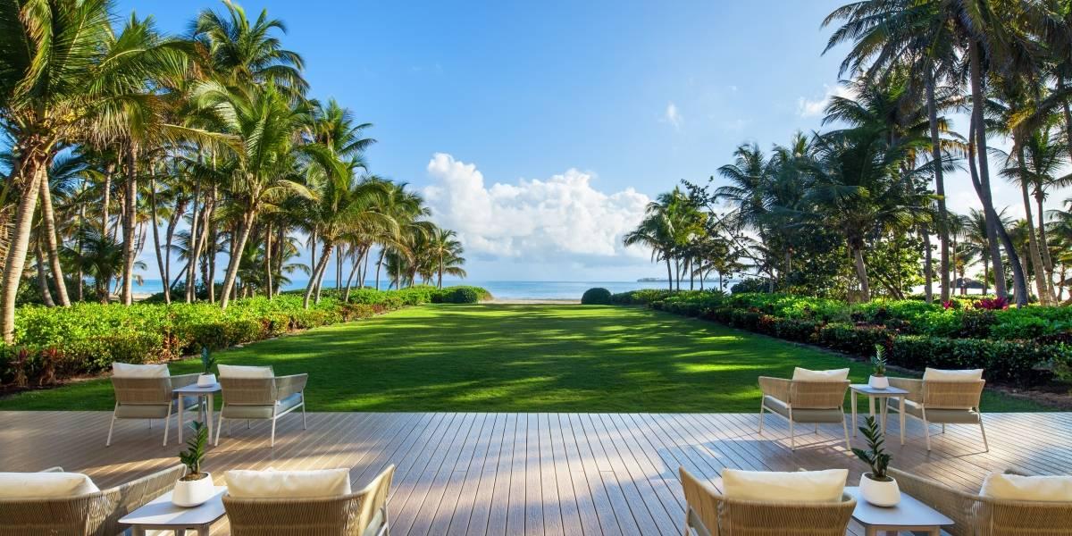 Lujoso hotel St Regis Bahía Beach Resort reabre con oferta para turismo interno