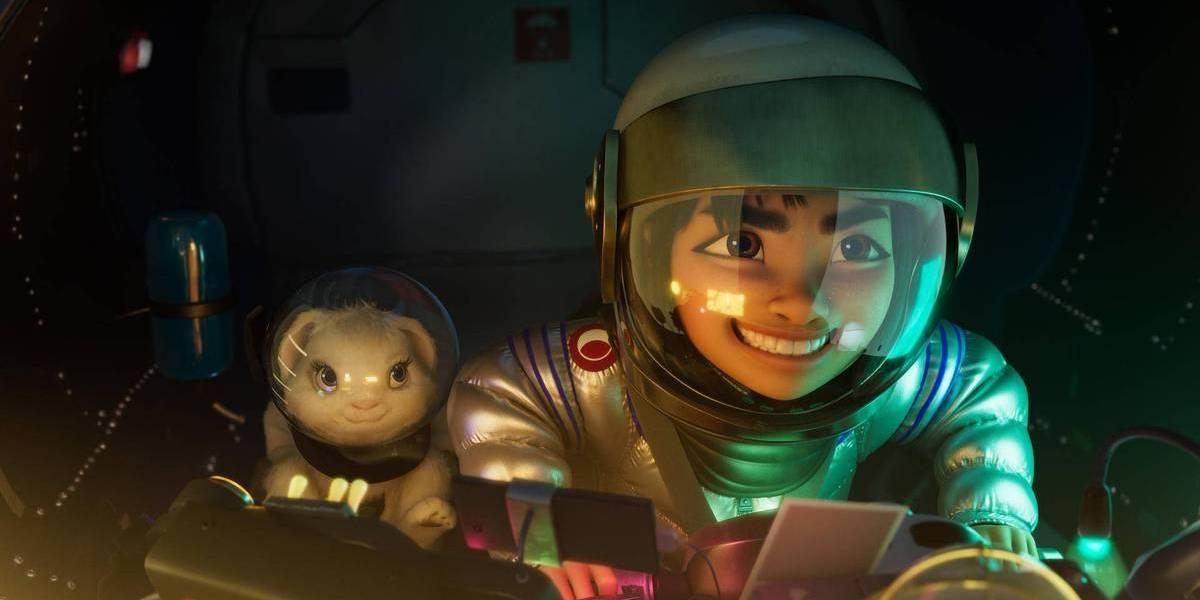 Nova animação da Netflix mostra aventura de garota que tenta lidar com luto; assista ao trailer