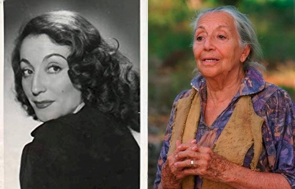 Ada Carrasco tuvo una larga carrera y se destacó tanto en la televisión como en la llamada época de oro del cine mexicano