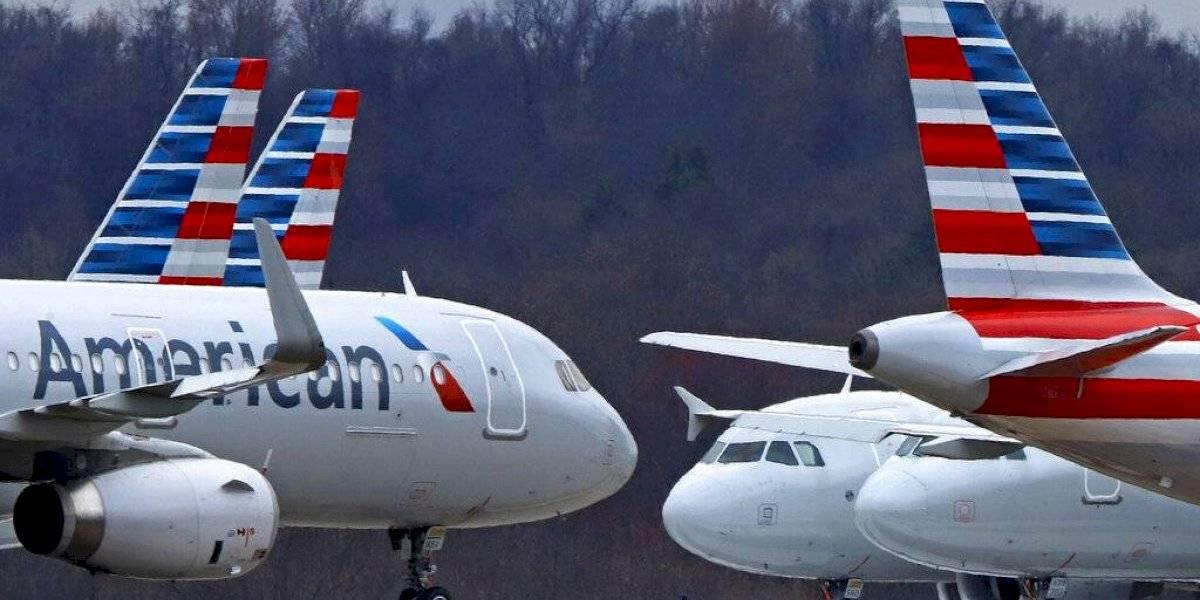 American Airlines reiniciará la próxima semana vuelos llenos a capacidad