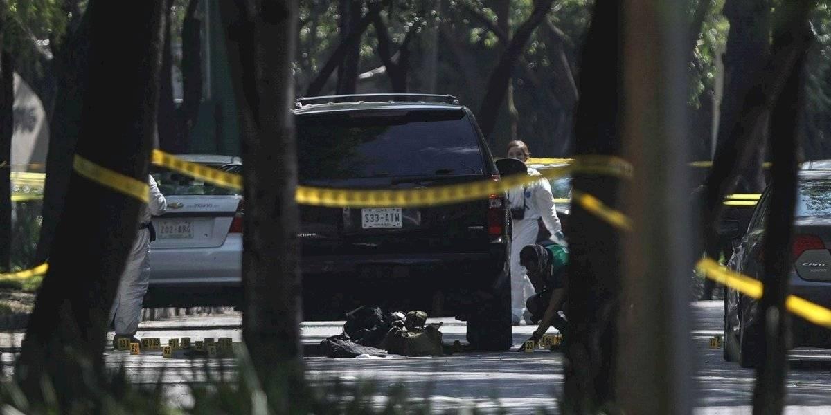 """""""No nos detendremos hasta hacer justicia"""", afirma Fiscalía tras atentado contra Omar García"""