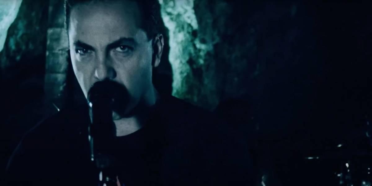 """""""Lügh Draculea"""" es el alter ego metalero de Cristian Castro: pese a aquello, el cantante volvió a lanzar una canción de amor"""