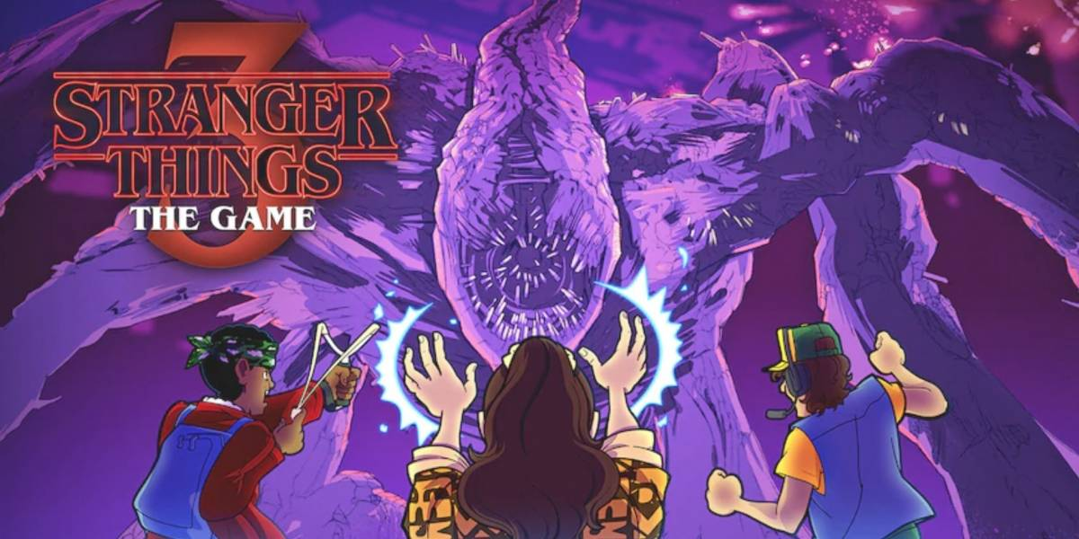 Título Stranger Things 3: The Game está disponível gratuitamente na Epic Games Store