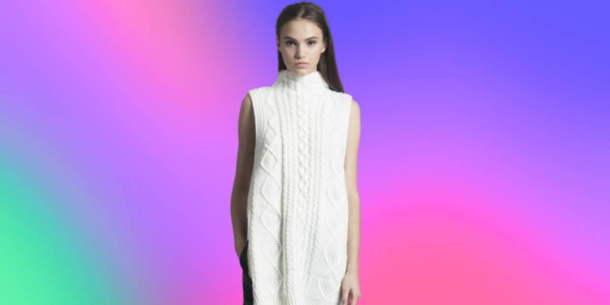 O colete de tricô é a peça queridinha das fashionistas no inverno