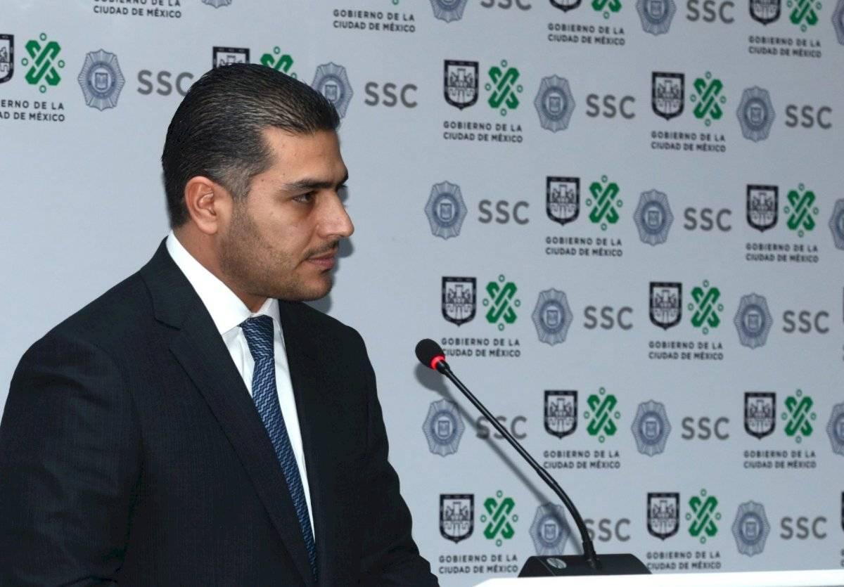 Omar Hamid García Harfuch