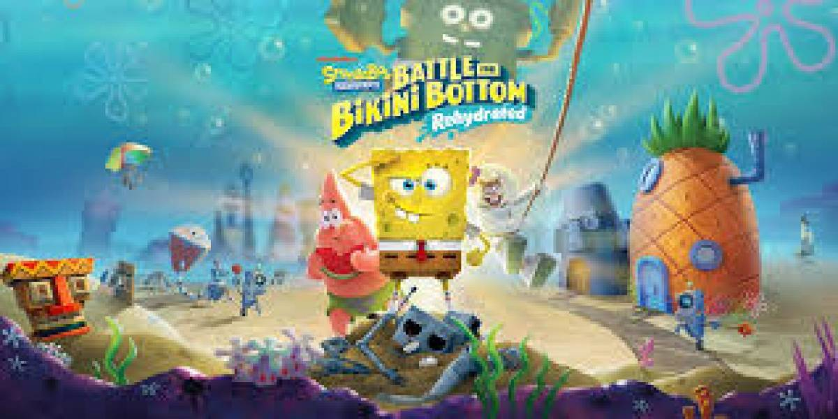 SpongeBob SquarePants: Battle for Bikini Bottom – Rehydrated revisita o jogo de 2003