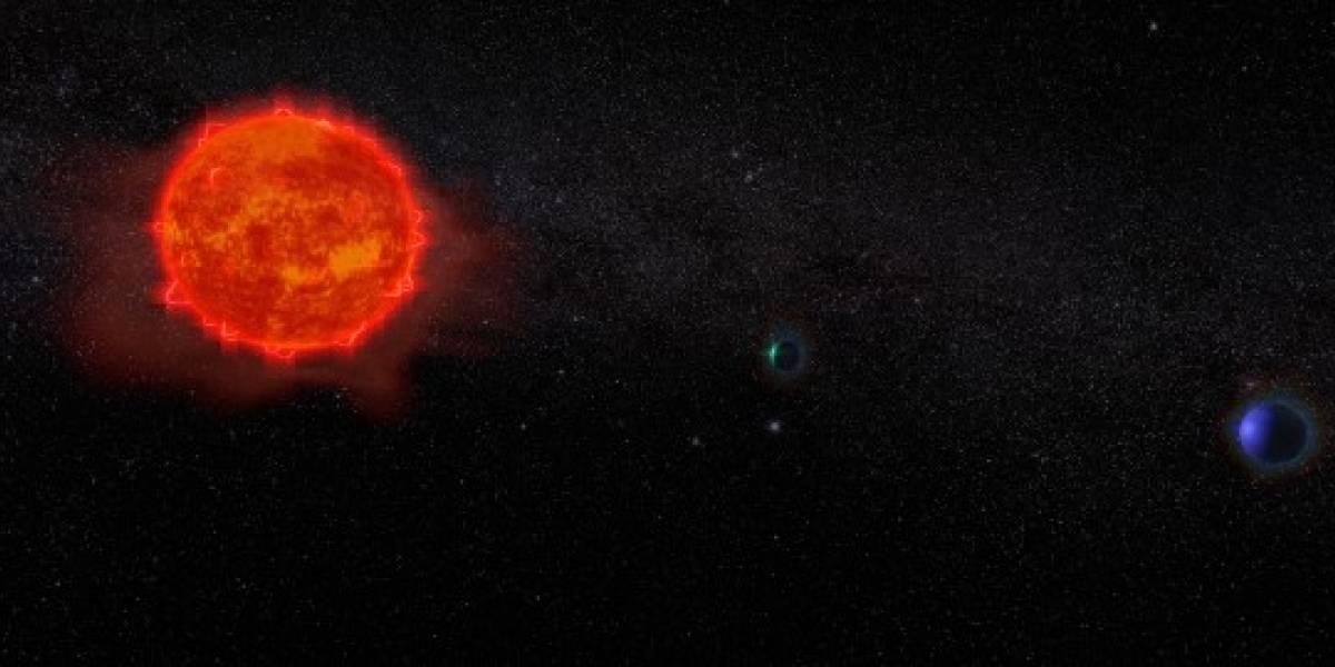 Universo: astrónomos lograron registrar el que hasta ahora es el sistema planetario más cercano al nuestro
