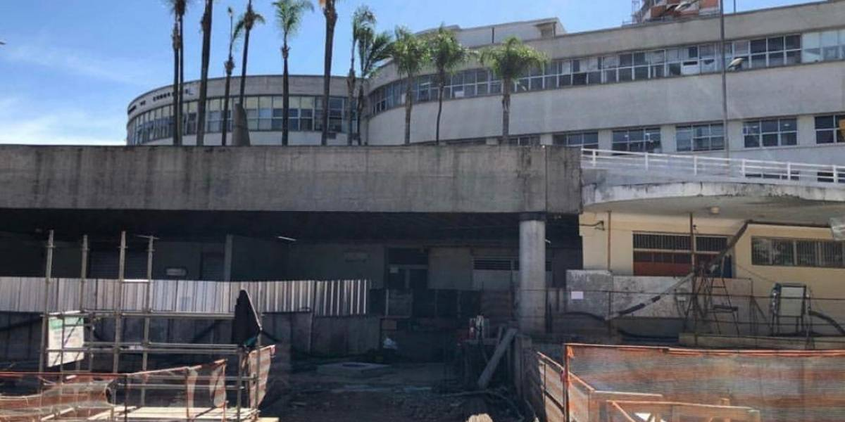 São Paulo promete retomar obra do Metrô em até 90 dias