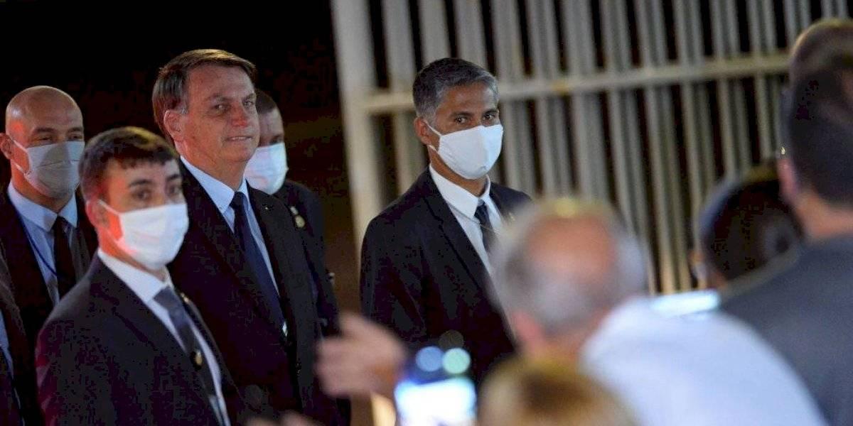 """La realidad en la mente de Bolsonaro: cree que ya tuvo coronavirus y llama a no caer en el """"exceso de preocupación"""""""