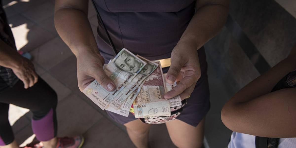 El FMI prevé primera recesión en Colombia desde 1999