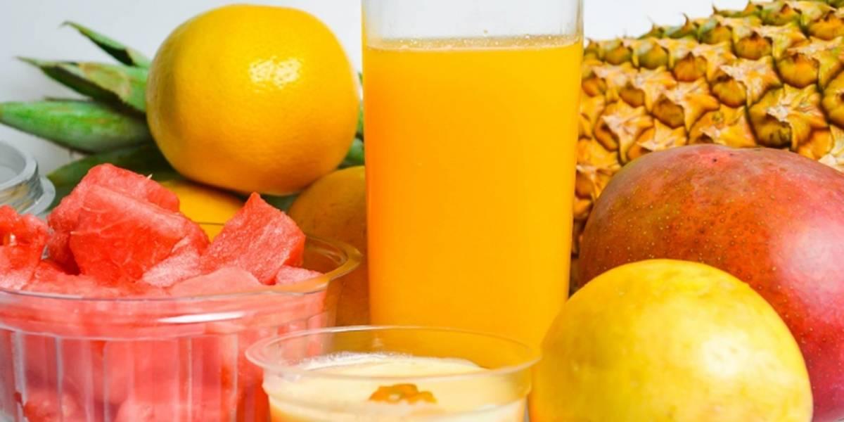 Prepara en casa estos dos jugos para reforzar el sistema inmunológico