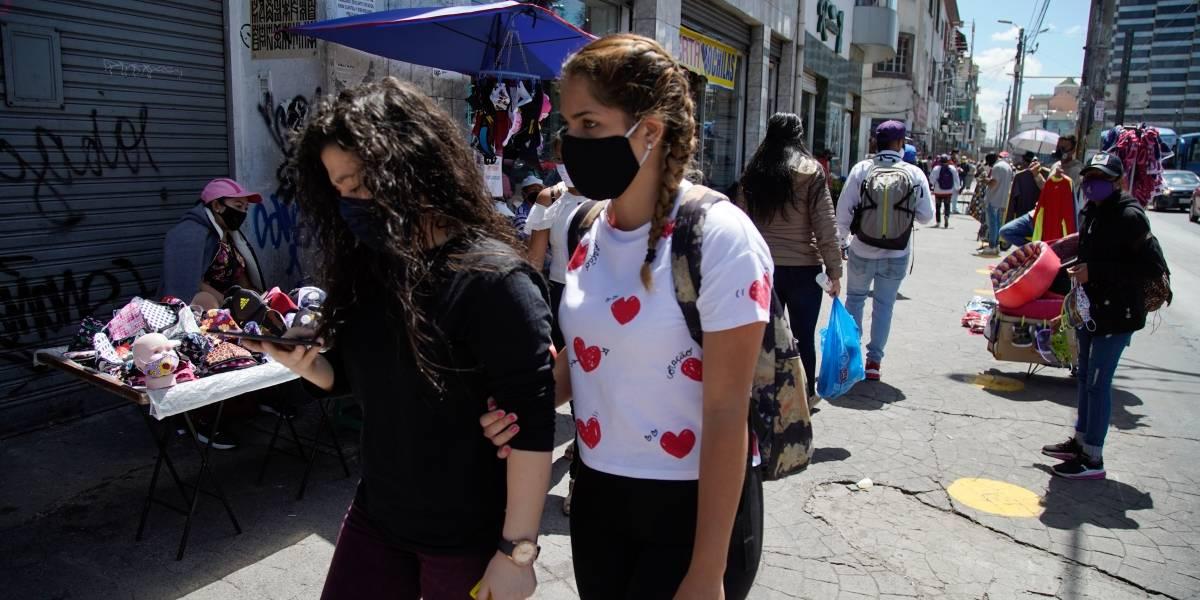 Ecuador se dispara con 718 nuevos casos de COVID-19 en 24 horas