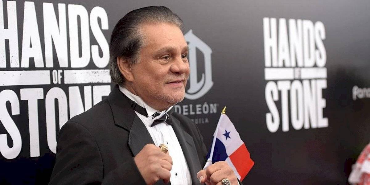 Roberto 'Mano de piedra' Durán, leyenda del boxeo, da positivo de coronavirus