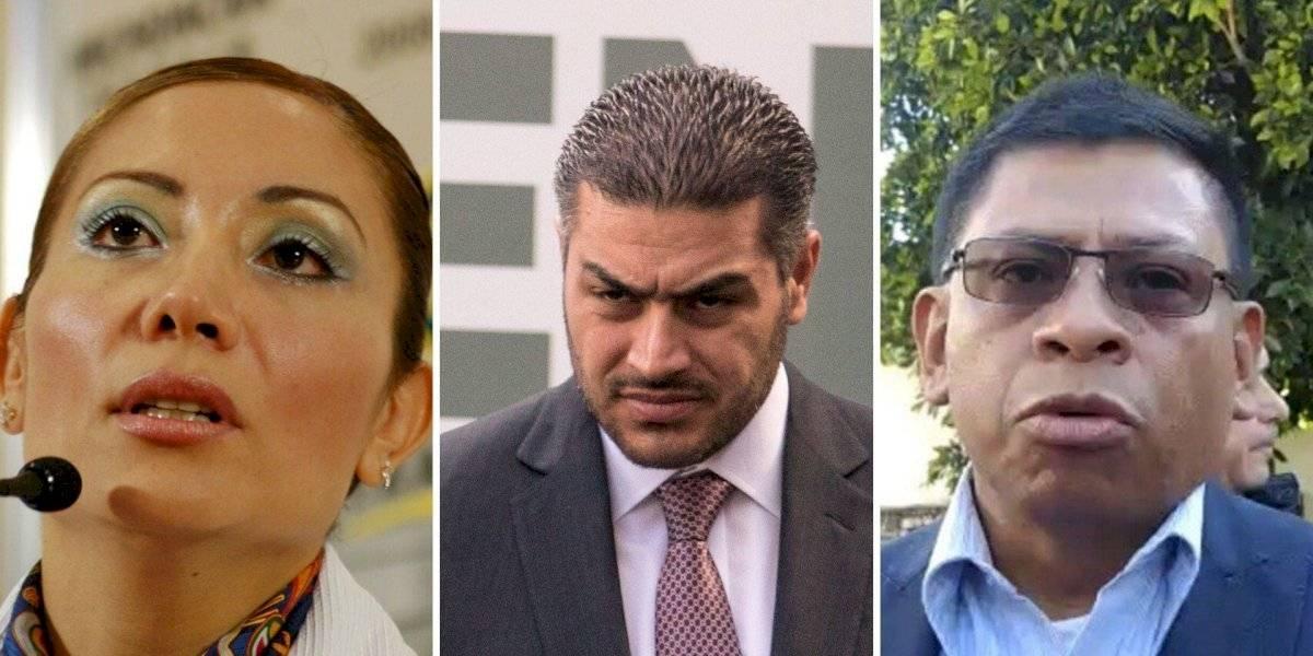 García Harfuch y otros secretarios de Seguridad contra los que han atentado