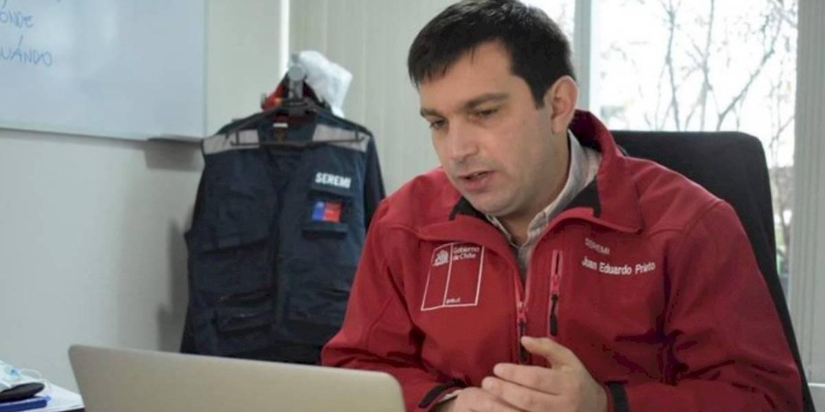 Gobierno designa nuevo intendente en el Maule tras la salida de Milad para competir por el sillón de la Anfp