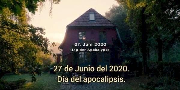 Dark: Este 27 de junio es el día del