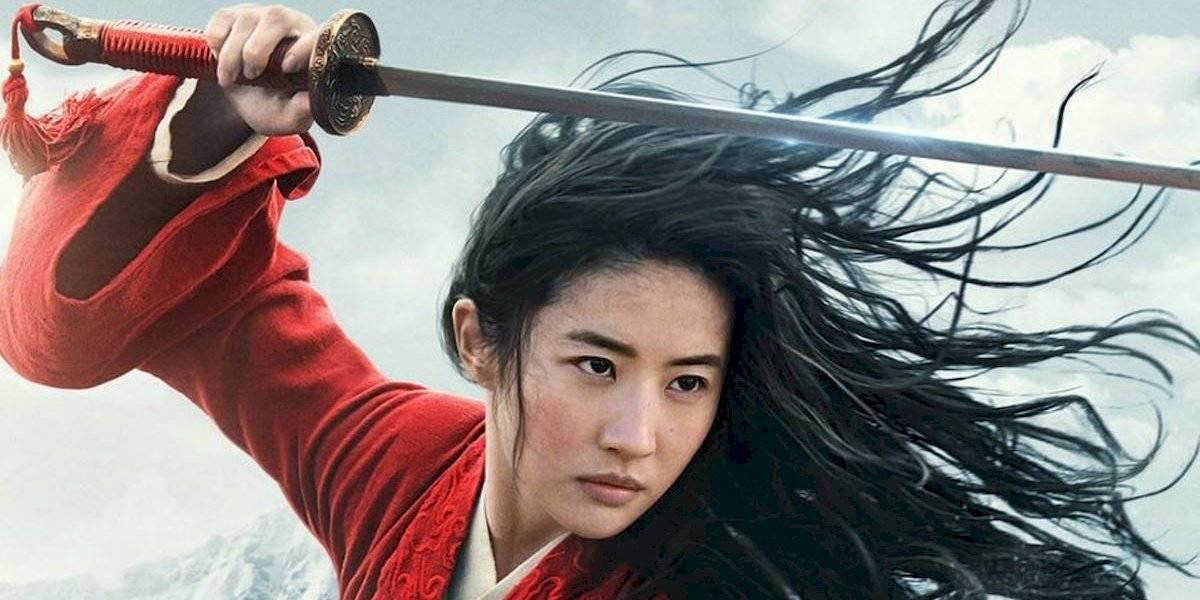 Disney anuncia estreno de Mulán a través de streaming
