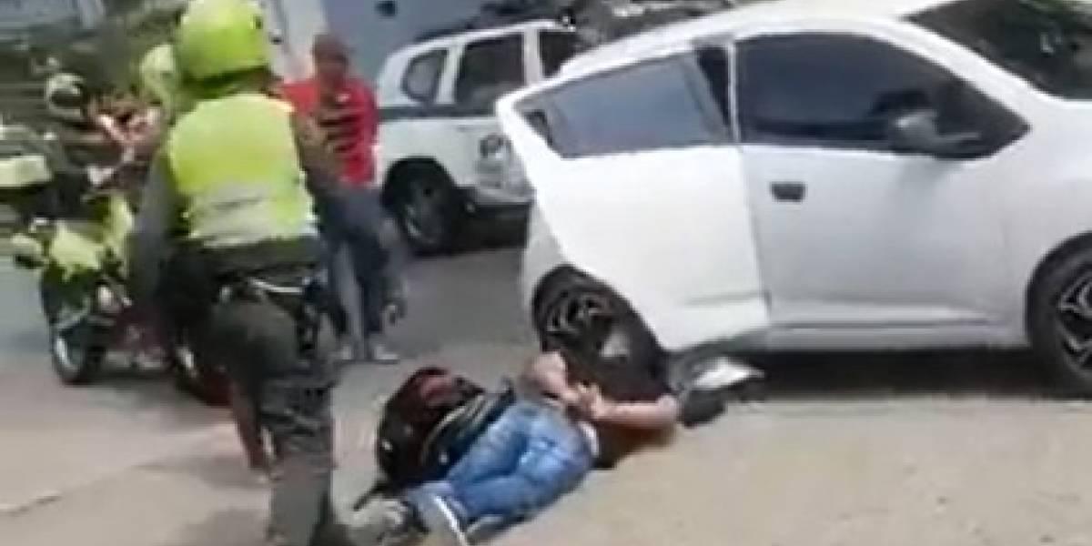 Policía está involucrado en caso de secuestro