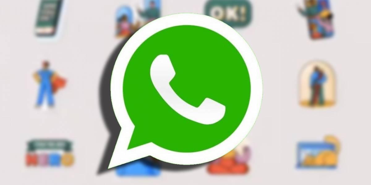 WhatsApp: así puedes conseguir los stickers animados antes que nadie