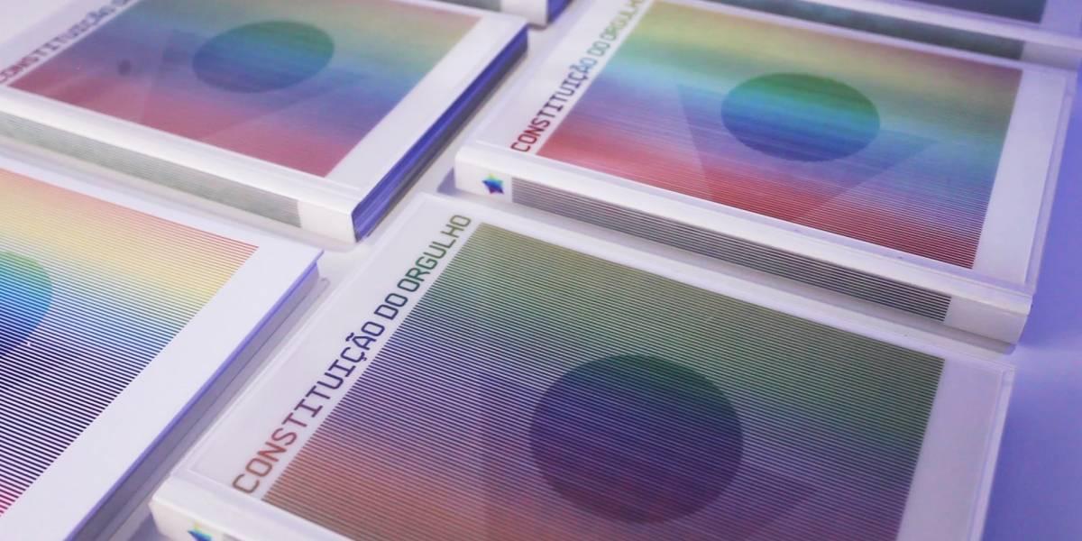 'Constituição do Orgulho' destaca diretos fundamentais da população LGBT+